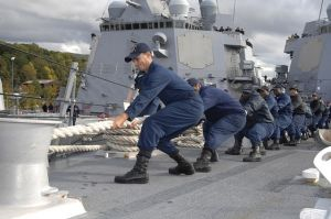 teamwork navy