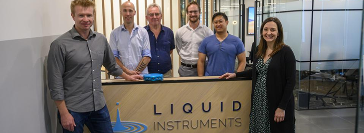 Liquid instruments - helping to unlock the next great discoveries